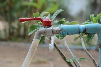 vanne-robinet extérieur