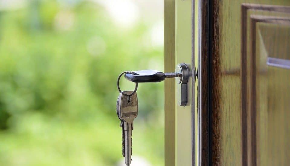 quand on perd les clés de sa maison